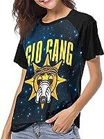 Chief Keef Baseball T Shirt Raglan Tee Top Woman Short Sleeve