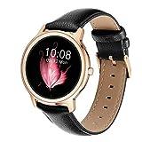 Smart Watch, IP68 Waterproof Smartwatch with Blood Oxygen Monitor, Sleep Pedometer, Fitness Tracker...