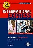 International Express Pre-Intermediate Stud./Pocket/DVD-ROM (International Express Second Edition) - Liz Taylor