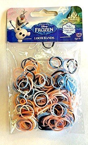 TOYLAND Bandes Disney congelés Recharge (200 Bandes Loom) - Olaf (Bonhomme de Neige) [Jouet]