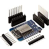 AZDelivery D1 Mini NodeMcu Lua ESP8266 ESP-12E WLAN WIFI Internet Module Entwicklungsboard für Arduino, 100% kompatibel mit WeMos D1 Mini