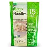 Better Than Noodles. Certified Organic. Zero Carb, Keto Friendly, Vegan, Gluten-Free, Non-GMO, Konjac Noodles 14 Ounces (6 Pack)