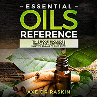 Essential Oils Reference cover art
