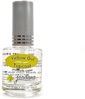 Yellow Out - TOP COAT 15ml By Jordana (U.S.A.)