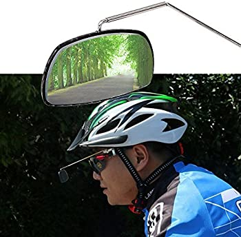 Bike Bicycle Cycling Riding Mirror Sunglasses Rearview Rear View Glasses US
