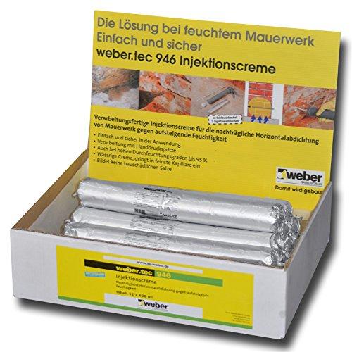 weber.tec 946 - Injektionscreme