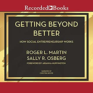 Getting Beyond Better cover art
