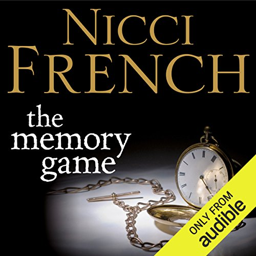 The Memory Game audiobook cover art