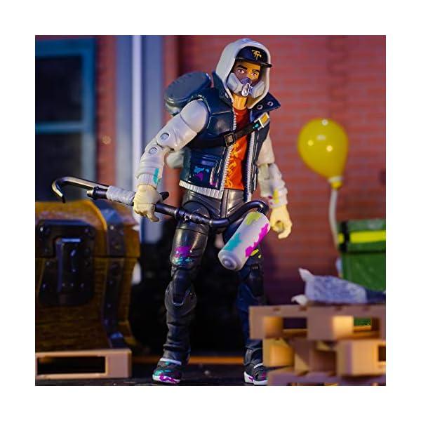 Jazwares - Figura Fortnite Pack Abstrakt, 71960010016, Multicolor 6