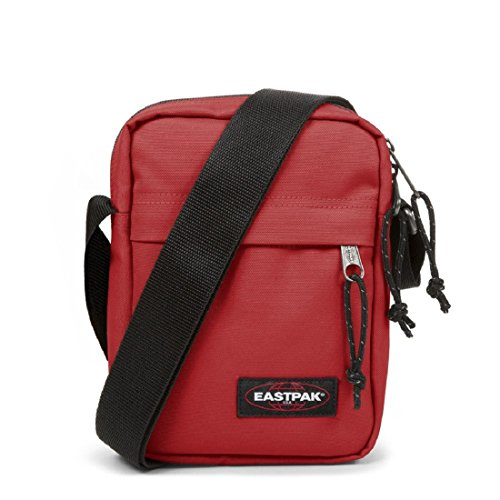 Eastpak The One Borsa Messenger, 3 Litri, Rosso (Raw Red)