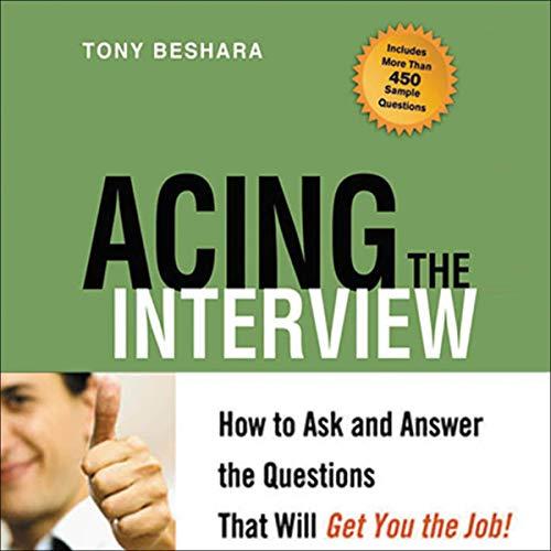 Acing the Interview audiobook cover art