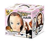 BUKI 5422 - Professional Studio Hair - Frisierköpfe