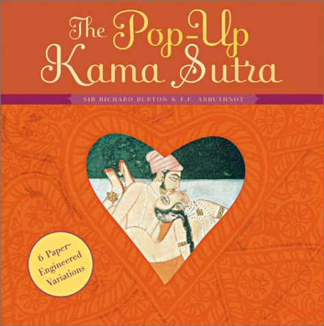 The Pop-Up Kama Sutra: Six Paper-Engineered Variations