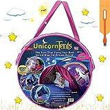 Tienda de ensueño,Carpas de ensueño Magical World Carpa Children Play Cama Tienda de Campaña (Unicornio)