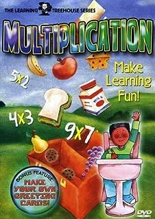 Learning Treehouse: Math - Multiplication
