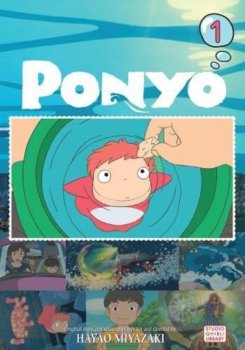 Ponyo Film Comic, Vol. 1 (1) (Ponyo Film Comics)