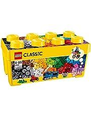 LEGO Classic LEGO Medium Creative Brick Box for age 4+ years old 10696