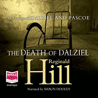 The Death of Dalziel cover art