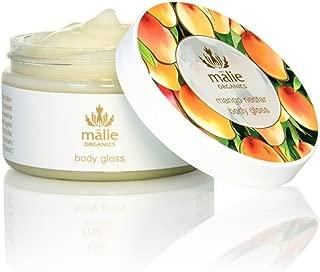 Malie Organics Body Gloss, Coconut Vanilla, 4.8 oz