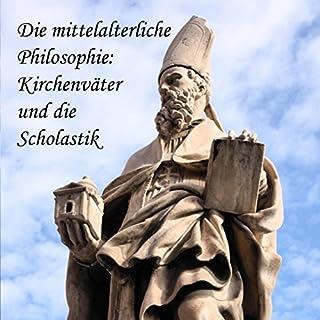 Die mittelalterliche Philosophie Titelbild