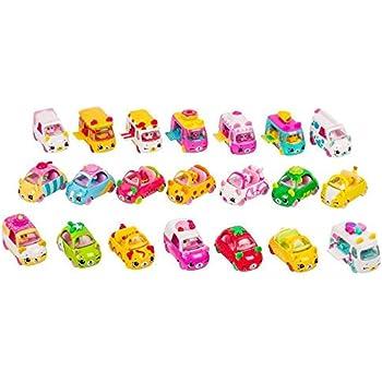 Shopkins Cutie Cars #16 Hotdog Hotrod with Mi | Shopkin.Toys - Image 1