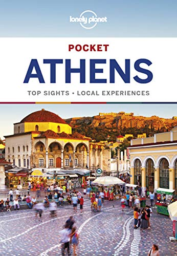 Lonely Planet Pocket Athens [Lingua Inglese]