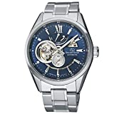 Orient Mens Analogue Automatic Watch with Stainless Steel Strap RE-AV0003L00B