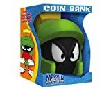 "Funko - Looney Tunes : Marvin Helmet 12"" Coin Bank..."