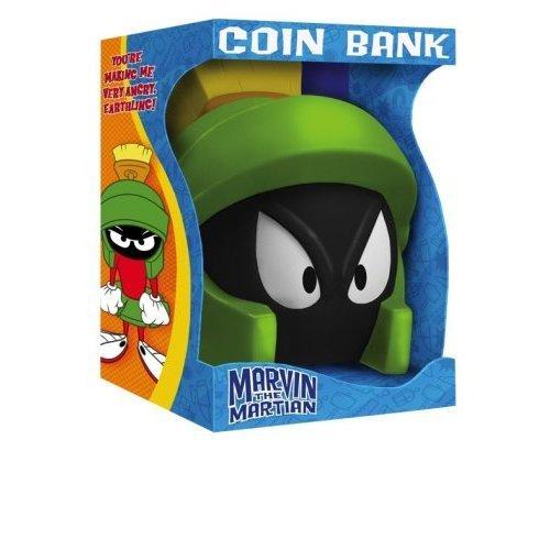 Funko - Looney Tunes : Marvin Helmet 12\ Coin Bank