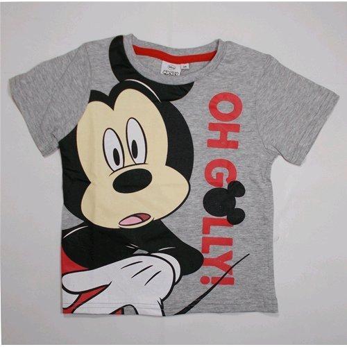 T-shirt Summer T-Shirt Mickey Disney enfant garçon 3/8 ans – oe1306 7-8 years grigio c.