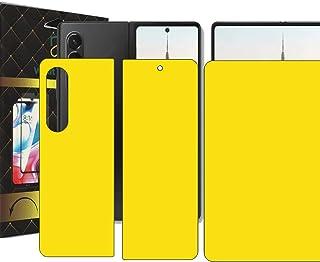 واقي شاشة سامسونج جالاكسي Z فولد 3 5G جيلاتين شفاف مضاد للخدش من واتس موب