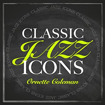 Classic Jazz Icons - Ornette Coleman