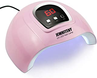 Apzka 48w Led Uv Nail Lamp With 30s 60s Timer Settings And
