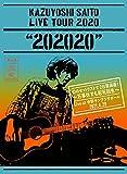 "KAZUYOSHI SAITO LIVE TOUR 2020 ""202020 幻のセットリストで2日間開催  万事休すも起死回生  Live at 中野サンプラザホール 2021.4.28 初回限定盤 Blu-ray + CD + グッズ  特典  斉藤和義オリジナルパスステッカー  Type D  付"