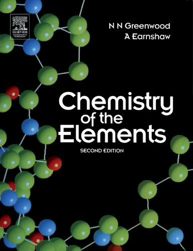Chemistry of the Elements (English Edition)