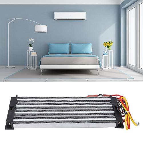 Elemento riscaldante Riscaldatore ad aria isolato Riscaldatore PTC Durabile PTC Componente riscaldante in ceramica PTC per riscaldatore ad aria
