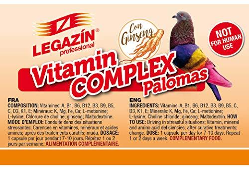 Legazín Vitamin Complex para Palomas