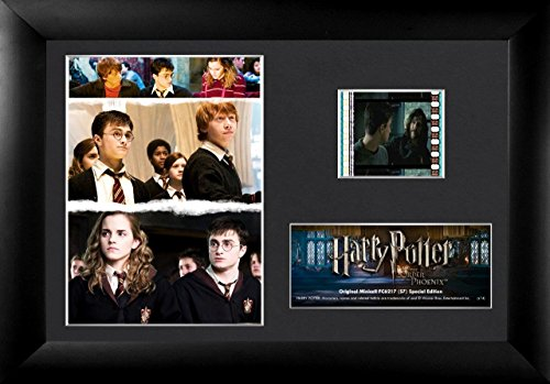 Filmcells Harry Potter 5 Minicell Framed Art, S7 image