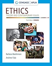 Aplia, 1 term Printed Access Card for MacKinnon/Fiala's Ethics: Theory and Contemporary Issues, Concise Edition, 8th
