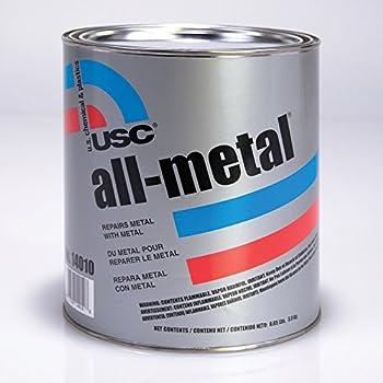 US Chemical All Metal Aluminum Filler/Metal Mender