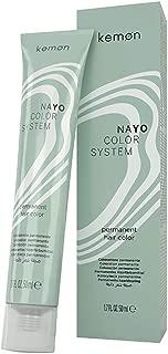 Liding Kemon Nayo Permanent Hair Color 1.75 oz. (1007 Super-Lightener Violet)