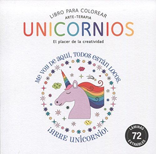 Unicornios (Compactos) (Compactos Arte-terapia)