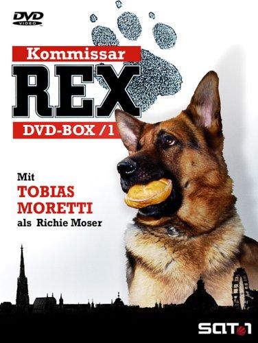 Kommissar Rex - Box 1 (4 DVDs)