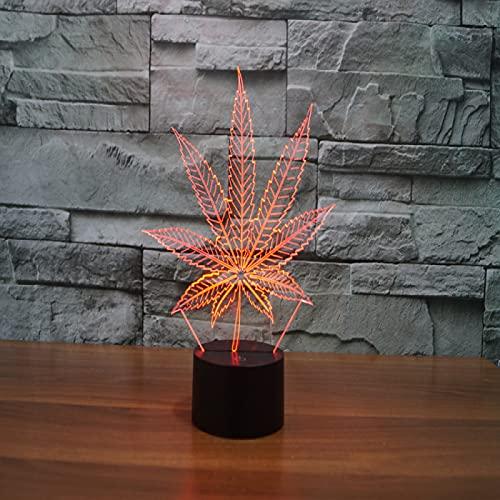 Yyhmkb Mesa Vintage Material Altavoz De Techo Larga Cuarto Bebe Doble Ledlámpara De Mesa Del Regalo De La Atmósfera De La Decoración Visual Del Tacto Colorido De La Luz 3D De La