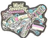 Speedway - Toppa con motivo 'Speedway Champion