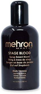 Mehron Makeup Stage Blood (4.5) (Dark Venous)