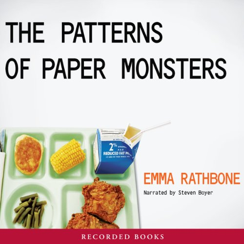 The Patterns of Paper Monsters audiobook cover art