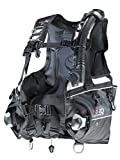 SHERWOOD SCUBA Avid BCD, Jacket Style, Accessory Ready for Flashlight, Knife, and Console Retractor - Small