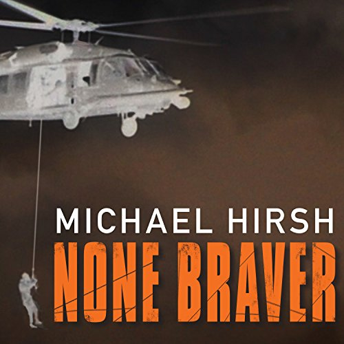 None Braver audiobook cover art