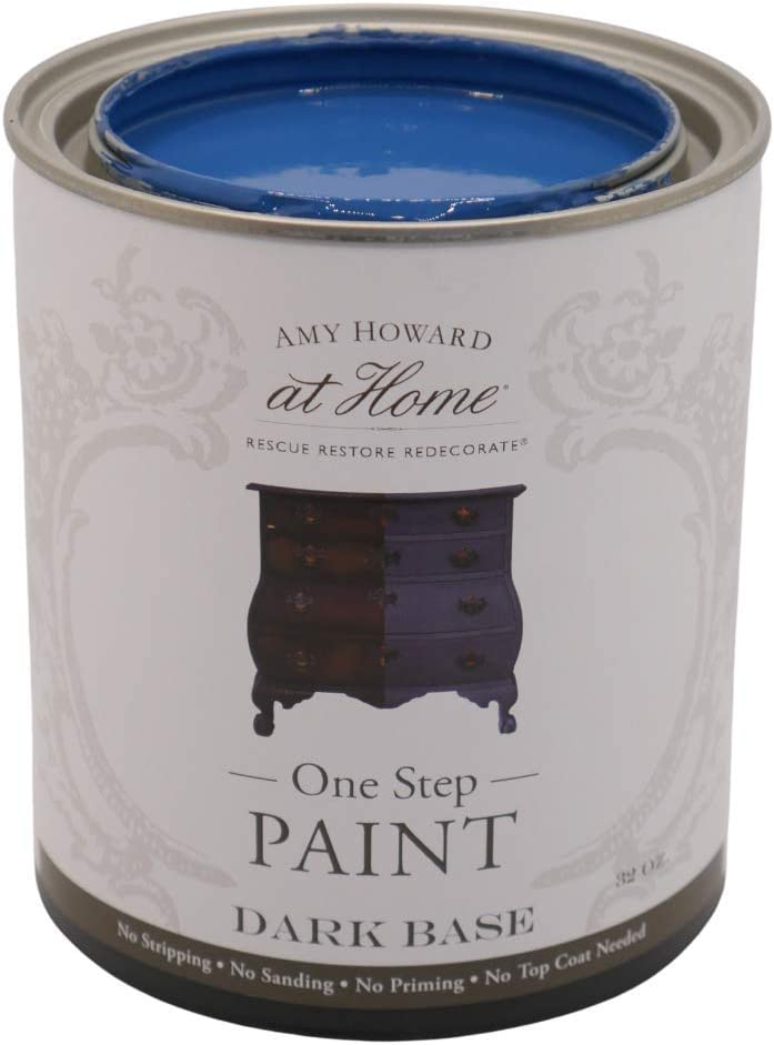 One-Step Chalk Finish Paint Lady Blues OZ Home Singing Our shop OFFers the best service Import 32